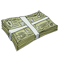 bank vector image vector image
