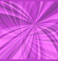 Purple curved ray burst background - from curved vector