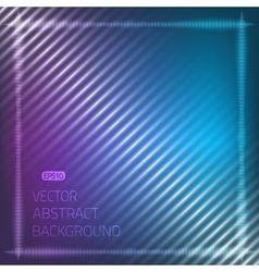 Abstract bright equalizer lines wallpaper vector image