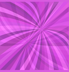 Abstract curved ray burst background vector