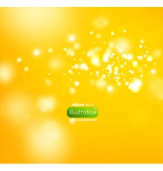 Romantic Sparkling Background vector image vector image
