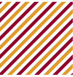 simple seamless pattern with stripes vector image