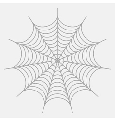 Spiderweb icon vector