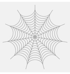 Spiderweb icon vector