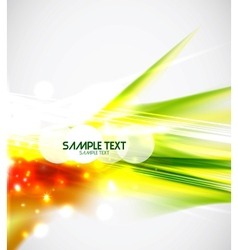 Shiny abstract line shape background vector
