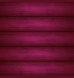Dark pink wooden planks texture vector