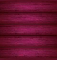 Dark pink wooden planks texture vector