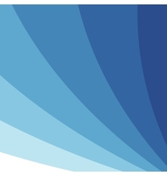 Abstract blue background with different vector