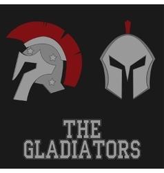 Spartan Helmet vector image