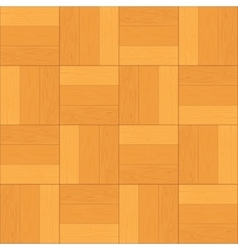 Seamless texture of parquet vector