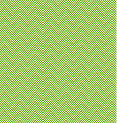 Green zig zag stripe pattern background vector
