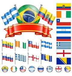 Soccer Championship vector image