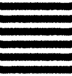 Stripes black background vector image