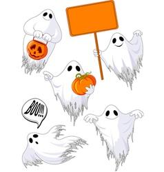 Ghosts vector