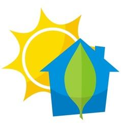 greener home 4 vector image