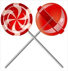 lollipops08 vector image