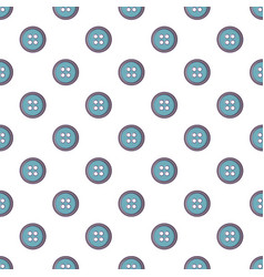 Sewing button pattern seamless vector