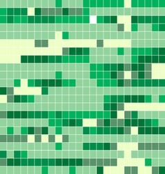 Square tile patterngreen square pattern vector