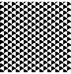 Seamless scales pattern vector image