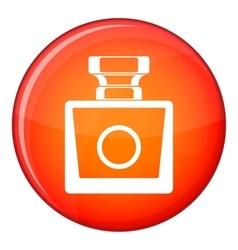 Perfume icon flat style vector