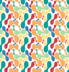 Seamless geometric pattern modern stylish texture vector