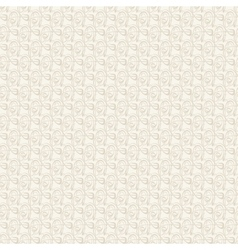 Old lace seamless pattern vector image