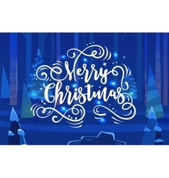 Happy new year and merry christmas holiday vector