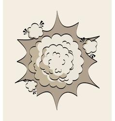 pop art vector image