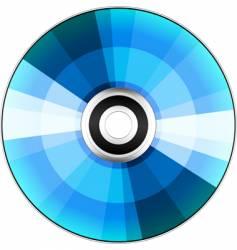 dvd disc vector image