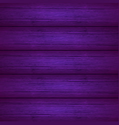 Dark violet wooden planks texture vector