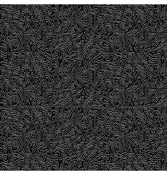 Abstract black textured background vector