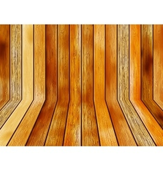 Abstract wooden flooring background EPS8 vector image