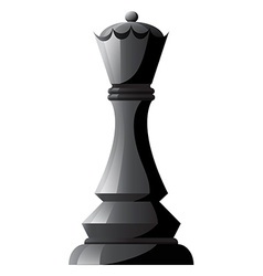 Chess piece vector image