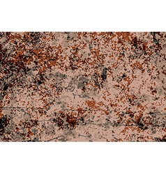 Abstract texture of brown and red vector image vector image