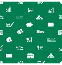 Financial and money pattern eps10 vector
