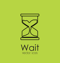Wait design vector