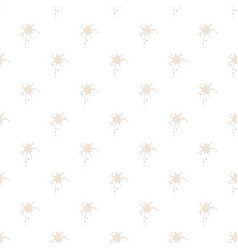 White drops of milk pattern vector