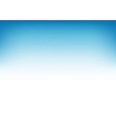 White Blue Water Gradient Background vector image