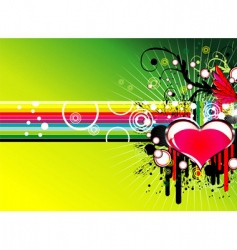 Music love background vector