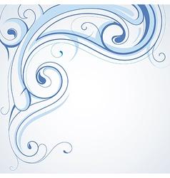Classic ornament vector image