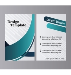 Design template website decoration layout icon vector