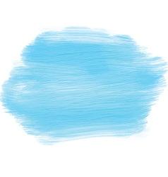 Blue acrylic paint 3105 vector