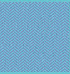 chevron backgroundblue stripped seamless patern vector image