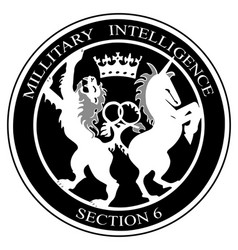 Mi6 logo vector