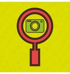 symbol camera photograph images vector image