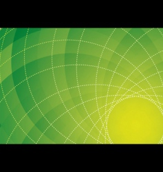 abstract spiral background vector image