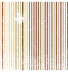 Striped shabby background vector
