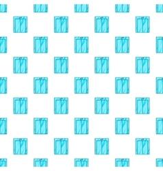 Elevator pattern cartoon style vector