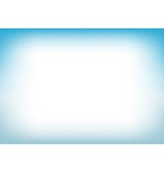 Blue Water Copyspace Background vector image