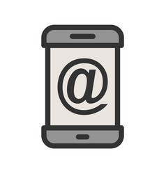 Email address vector